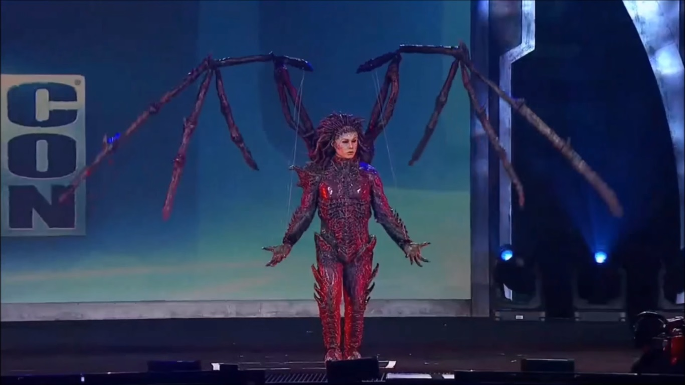 blizzcon 2015 cosplay